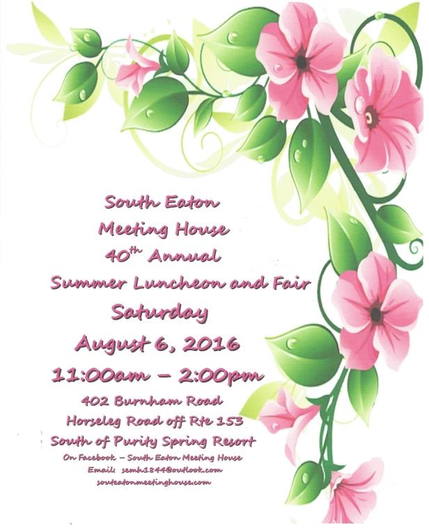 SEMH Fair Poster 2016